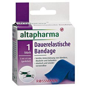 altapharma dauerelastische Bandage