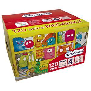 babydream Windeln Maxi Mega-Pack