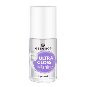 essence Ultra Gloss Nail Shine Top Coat