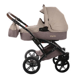 knorr-baby Kombi-Kinderwagen ´´Voletto Happy Colour´´, braun