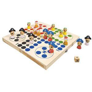 Brettspiel - Ludo Piraten
