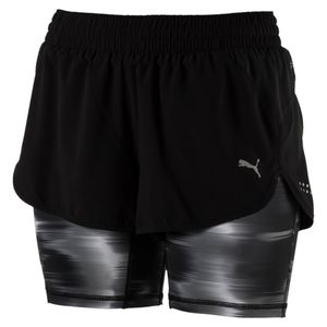 Running Damen Blast 2 in 1 Shorts