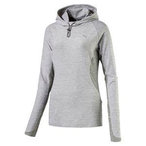 Running Damen Kapuzen-Langarm-Shirt