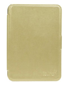 tolino shine 2 HD Slimfit Tasche - Metallic Gold
