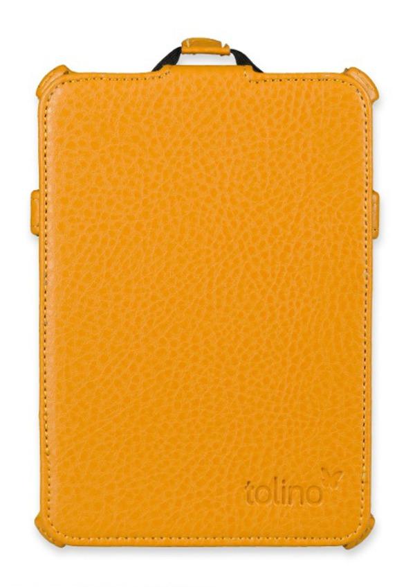 tolino vision Tasche mit Standfunktion gelb