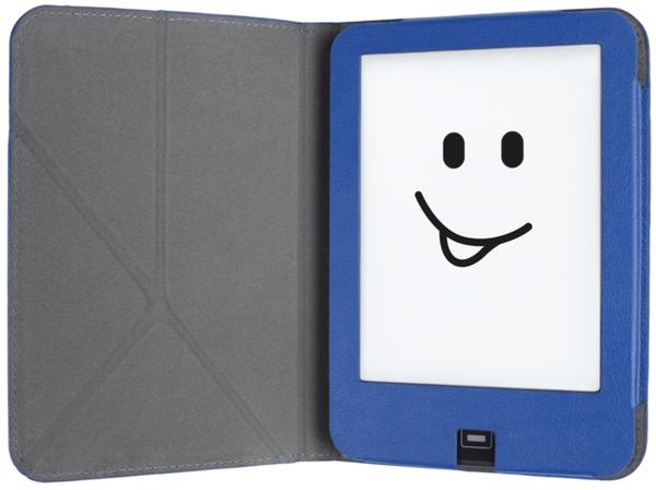 tolino vision schutztasche mit origami standfunktion blau t rkis von hugendubel ansehen. Black Bedroom Furniture Sets. Home Design Ideas