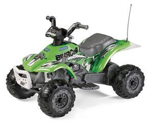 Elektro Quad 6V - Corral Bearcat -  grün/silber