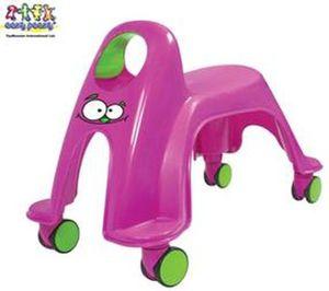 Rutscher Neon Whirlee pink