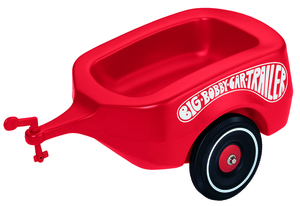 BIG Anhänger rot Bobby-Car