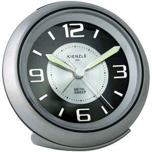 """Kienzle Quarz-Wecker """"A-00462-720"""", silber"""
