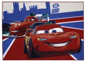 Kinderteppich Cars - Lightning McQueen - ca. 95x133 cm