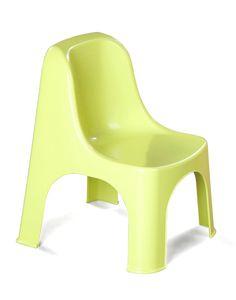 Kinderstuhl - Premium - limegrün