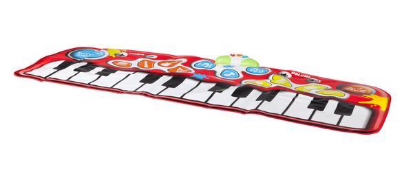 Junior Piano Matte - Step to Play - Winfun