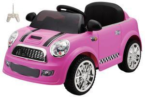 Elektroauto für Kinder - 6V - Mini - in pink