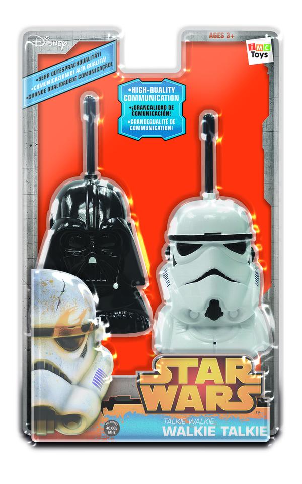 Star Wars Walkie Talkie