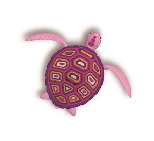 Robo Turtle - Schildkröte - Pink