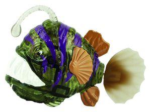 Robo Fish - Deep Sea Anglerfisch - grün - Goliath