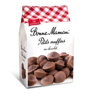 Petits Muffins au chocolat 235g 1,70 € / 100g