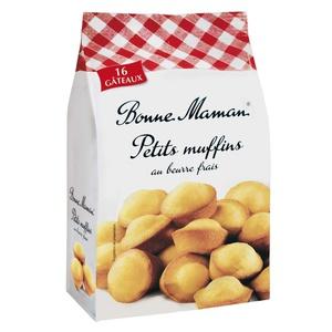 Petits Muffins au Beurre frais 235g 1,70 € / 100g