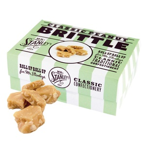 Mr. Stanley´s Peanut Brittle Gift Box 7,33 € / 100g