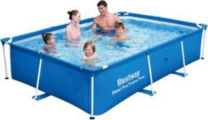 Frame Pool Deluxe Splash Jr. - Steel Pro 259 x 170 x 61 cm