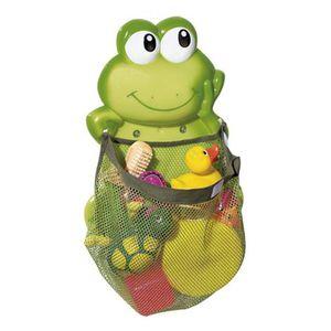 Aufräumnetz Frosch