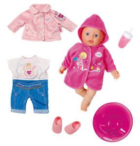 BABY born             Bundle My Little Baby Born Potty Training und Kleider-Set Streetware
