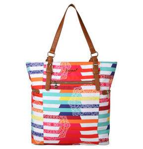 "Desigual             Shopper ""Argentina South Beach"", Reißverschlussfächer"