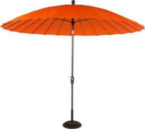 Hartman Sonnenschirm Shanghai Line 300 cm, New orange