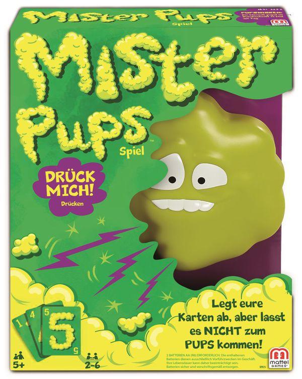 Mister Pups - Kartenspiel - Mattel