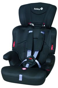 Kinder-Autositz - Ever Safe - Farbe: Full Black - Safety 1st