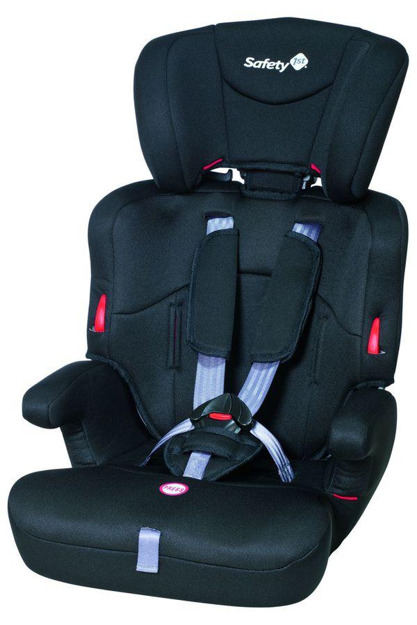 kinder autositz ever safe farbe full black safety