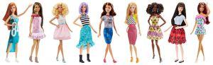 1 Barbie Fashionista Puppe - verschiedene Modelle