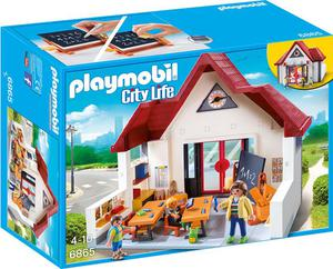 PLAYMOBIL® 6865 - Schulhaus - Playmobil City Life