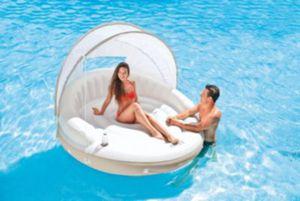 Luft-Lounge Canopy Island