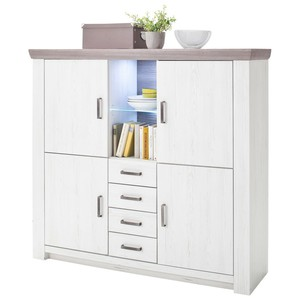 LANDSCAPE HIGHBOARD in Beige