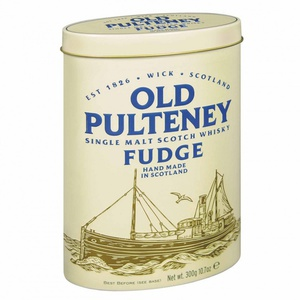 Old Pulteney Malt Whisky Fudge Tin 300g 36,63 € / 1000g