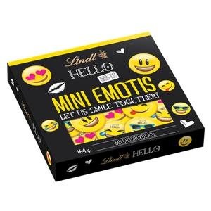 Lindt Hello Mini Emotis Geschenk 164g 3,65 € / 100g