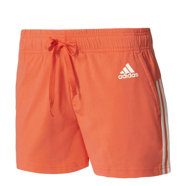 adidas shorts orange damen