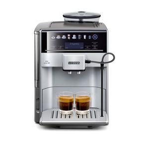 Siemens Kaffeevollautomat TE613501DE, silber