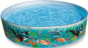 Intex Snap-Set Pool Ocean Reef