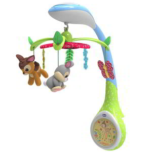 Chicco Disney Bambi Musik-Mobile