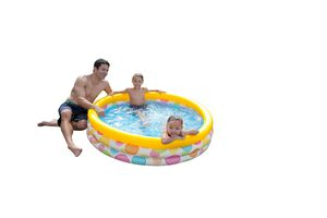 Intex 3-Ring Pool Wild Geometry