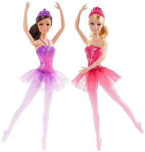 1 Barbie - Ballerina - Teresa oder Barbie erhältlich