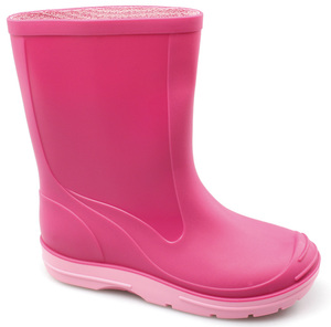 Gummistiefel - für Kinder - pink