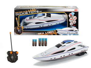 Dickie - RC Boot Sea Lord - 1:48