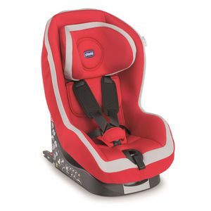 Kinderautositz Go-One Isofix Gr.1 - Farbe: rot - Chicco