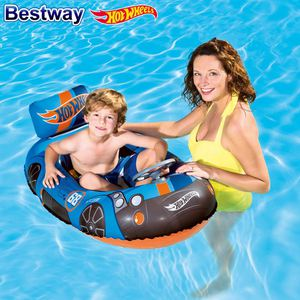Bestway Kinder-Schlauchboot Hot Wheels
