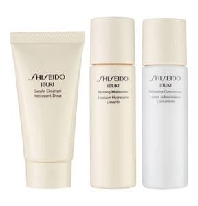SHISEIDO                Ibuki                 Starter Kit Limited Edition 3 x 30 ml