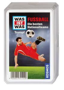 Fußball - Die besten Nationalteams- Trumpf Kartenspiel